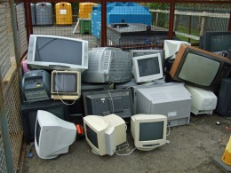 Disposing of obsolete electronics like TVs, Computer monitors, ink cartridges and other modern necessities has become a biological and ecological issue.