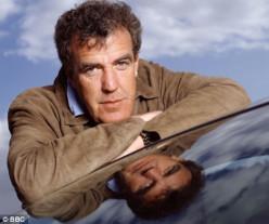 Top Gear's Jeremy Clarkson - sometimes loveable, sometimes not!