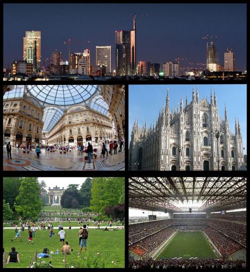 Milan Collage