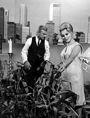 "Publicity photo for the TV show ""Green Acres."""