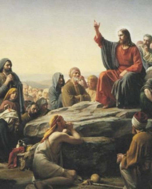 Israel and Jews, Was Jesus Only To Teach Them?