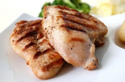 How to grill chicken breast getting moist and tender?