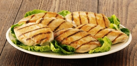 how to keep chicken breast moist on the grill