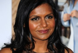 Mindy Kaling has moved on to The Mindy Project.