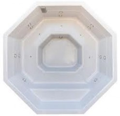How to Find the Volume or Capacity of an Octagonal Hot Tub