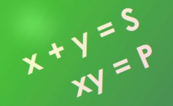 Math Puzzle: How to Find 2 Numbers Given Their Sum and Product