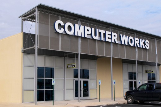The Goodwill Computer Museum located in Austin, TX