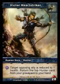 Shadow Era: Victor Heartstriker Deck