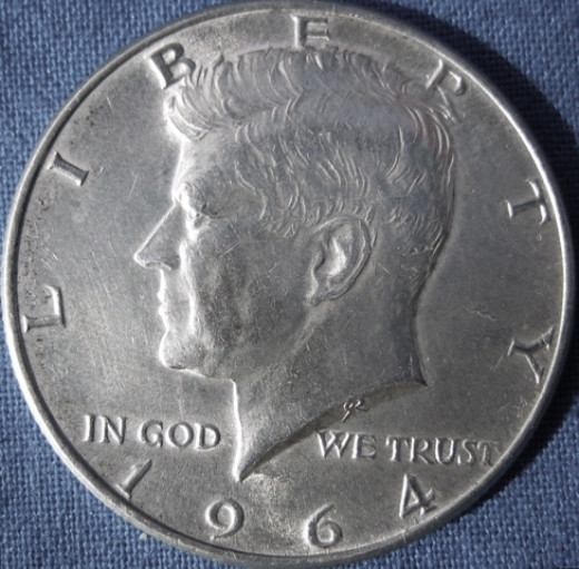 This coin has a 90% silver content!