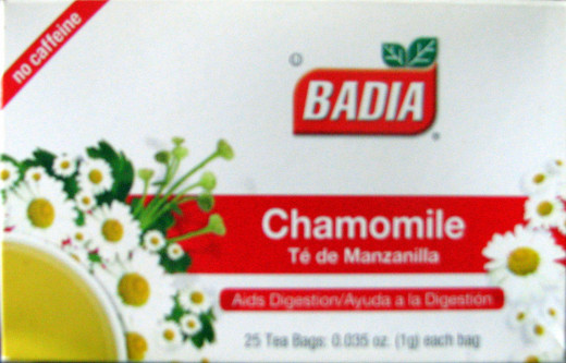 You may choose to either brew your own chamomile tea from the dried flowers themselves or you may buy the tea bags. There are innumerable companies who supply these wonderful teas. However, I tend to like this one when I don't have the dried flowers.