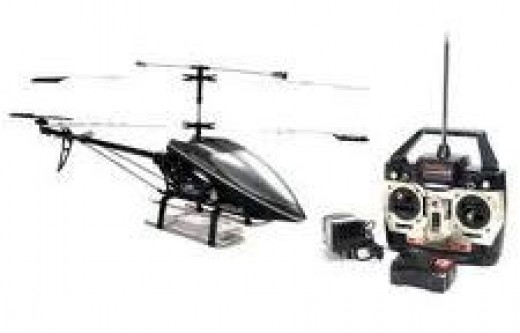 Co-axial Helicopter