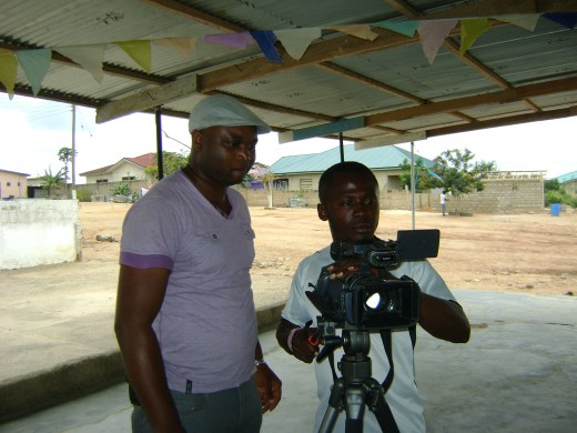 Director and DOP