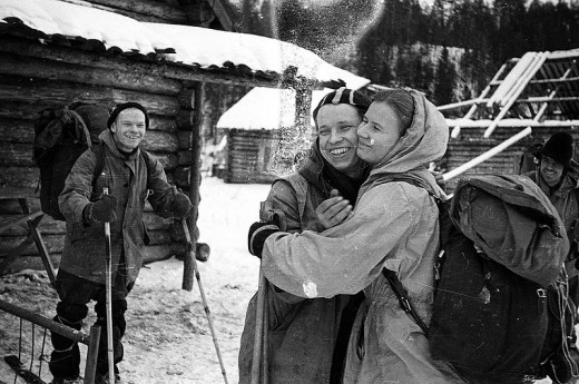 Several Russian hikers met a tragic and mysterious end in the Dyatlov Pass incident.