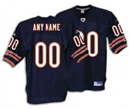Personalized Custom Chicago Bears NFL Jerseys