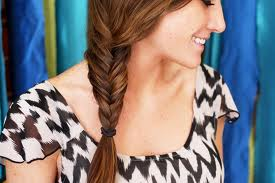 The Classic Fishtail Braid
