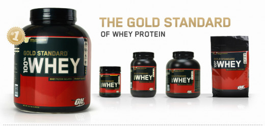 Does whey protein work? Optimum Nutrition - one of the best proteins in the market