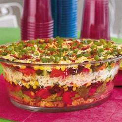 Delicious Cornbread Salad