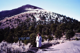 Sunset Crater National Monument - Saw this in the winter & it had some snow on it.