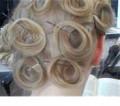 What big pinned curls look like