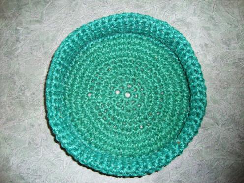 Baskets | Crochet Free Pattern