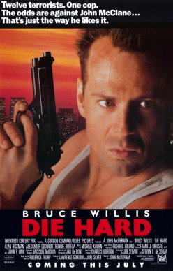 Bruce Willis - 100 Years of Movie Posters - 30