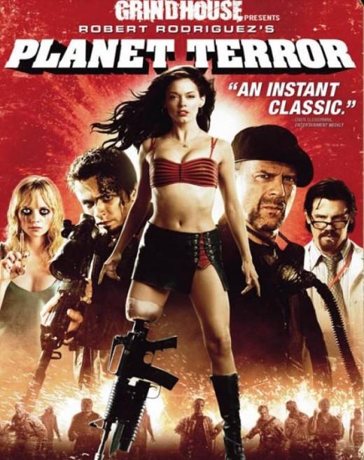 Planet Terror (1997)