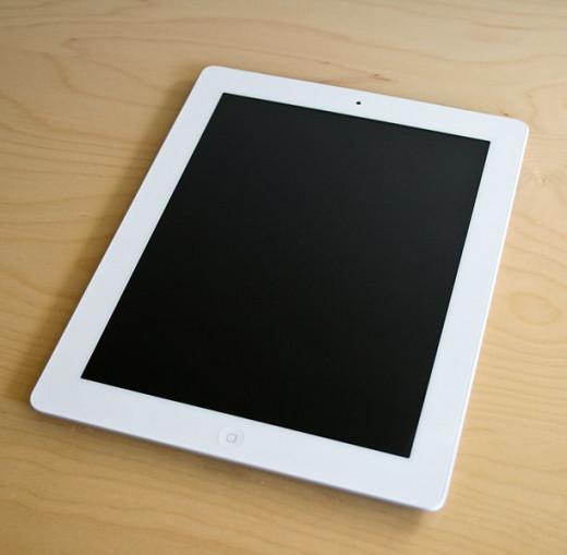 cc-by-sa-2.0 Ipad 2 (White)