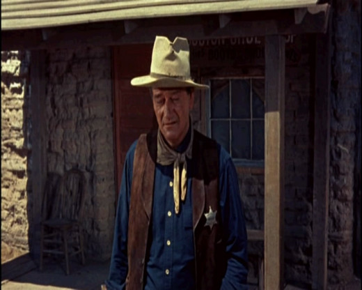 "John Wayne aka ""The Duke"""