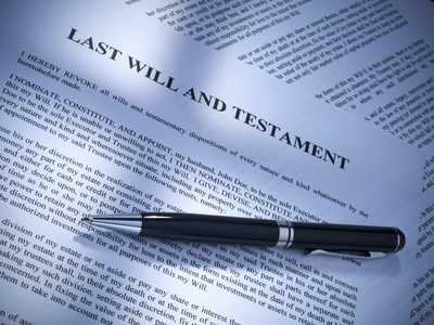 What does a will look like? - It is easy when you know what you are looking for.