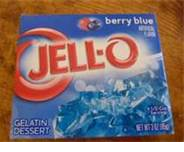 Jell-O works, too!