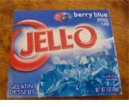 Jell-O works, too!