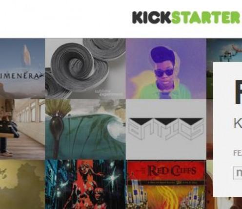 Kickstarter - The Crowd Funding Website
