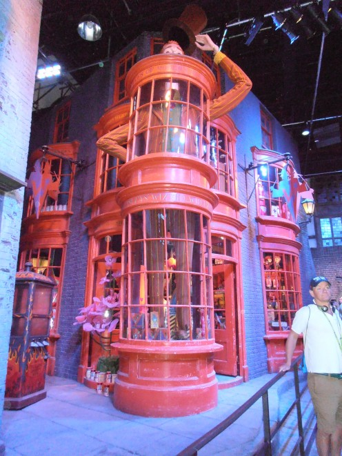 Weasleys' Wizard Wheezes at Diagon Alley
