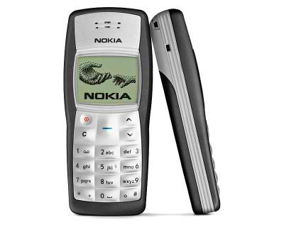 Nokia 1100 is the best selling mobile phone.