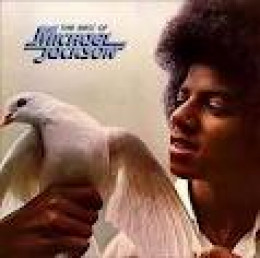 Michael Jackson Album Covers - Motown Records