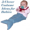 Five Clever Halloween Costume Ideas for Your Baby