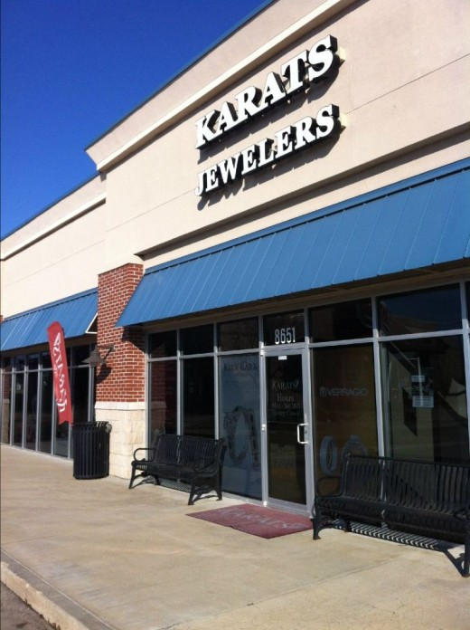 Locally Owned Business, Karats Jewelers