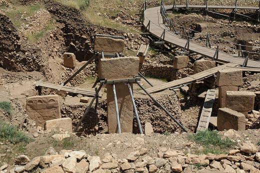 The Work of Cavemen?