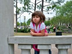 Our Grand-daughter, Jaylen.