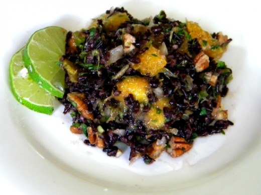 Forbidden rice is a unique black rice that is delicious and easy to make.