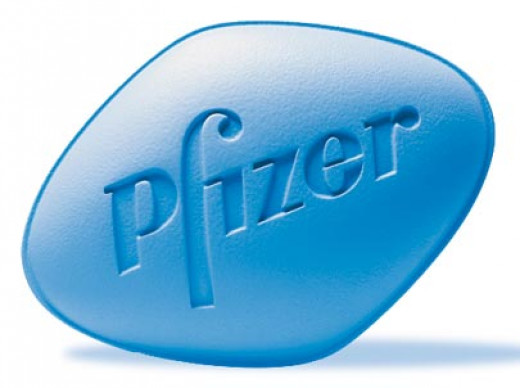 The most famous blue pill on the planet