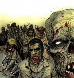 When Zombies Attack!! Part 1