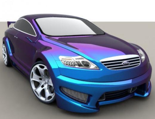 Enticing Racing Car