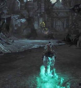 Darksiders 2 Ride Despair into the Shadow Gorge