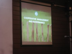Cooperative Management and Governance