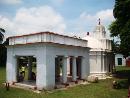 The temple of Jogadya Uma