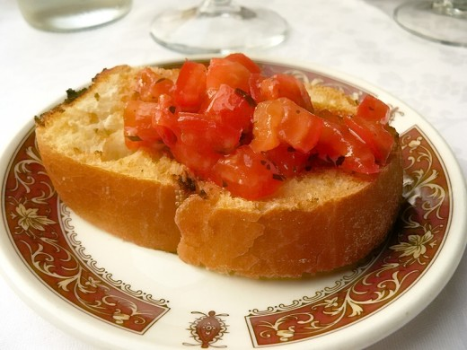 Bruschetta Spread