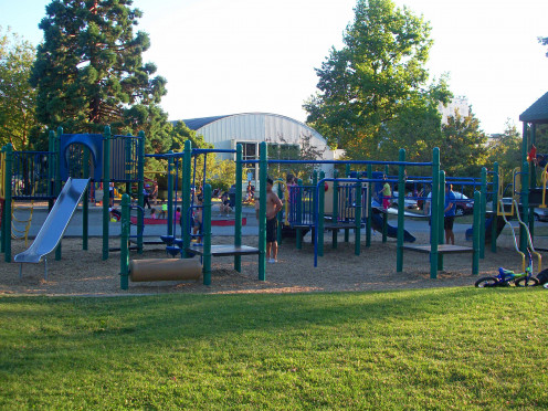 Green Lake Playground