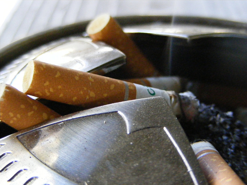 Smoking is a very expensive and unhealthy habit