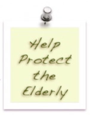 There is real help with protecting senior citzens' resources.